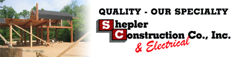 Shepler Construction Co., Inc. - Contractors - Logansport, IN